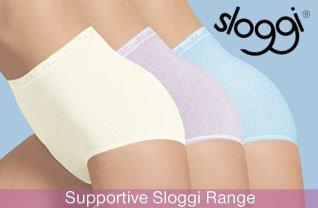 Supportive Sloggi Range