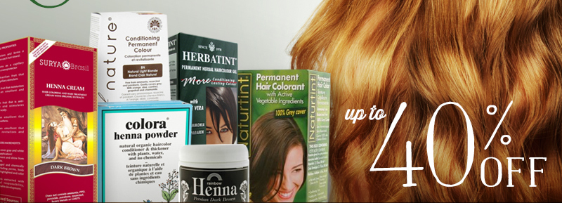 Save Up To 40% Off Hair Color
