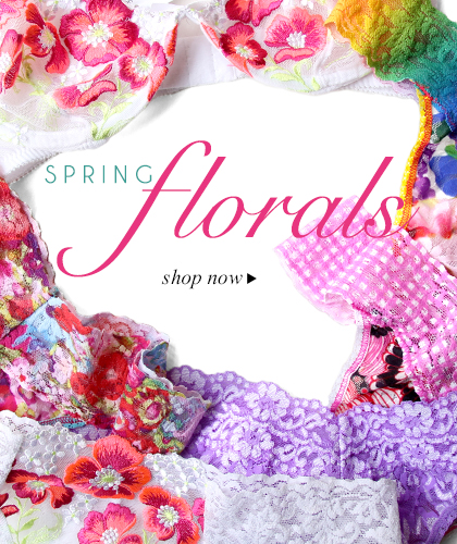 Shop Spring Florals.