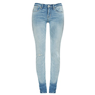 MARC BY MARC JACOBS - Mid-rise slim leg jeans