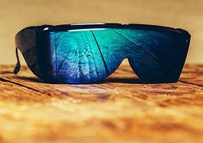 Shop NEW Sunglasses ft. The Delorean