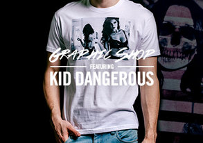 Shop Graphic Tee Refresh ft Kid Dangerous