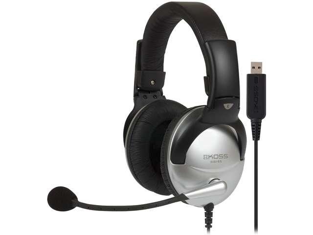 KOSS SB45 USB Circumaural Communication  Headset