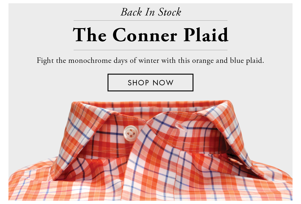 The Conner Plaid