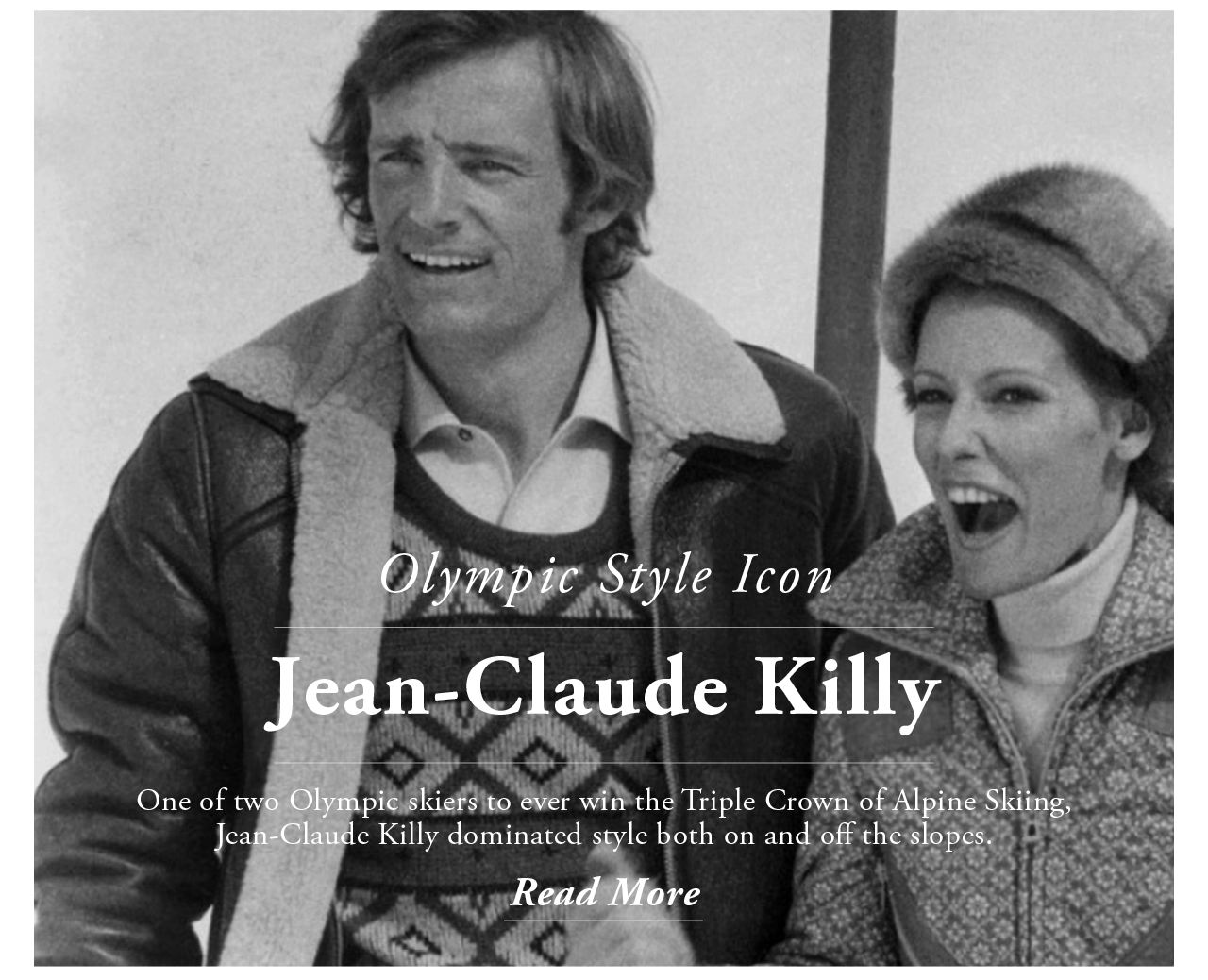 Style Icon - Jean-Claude Killy