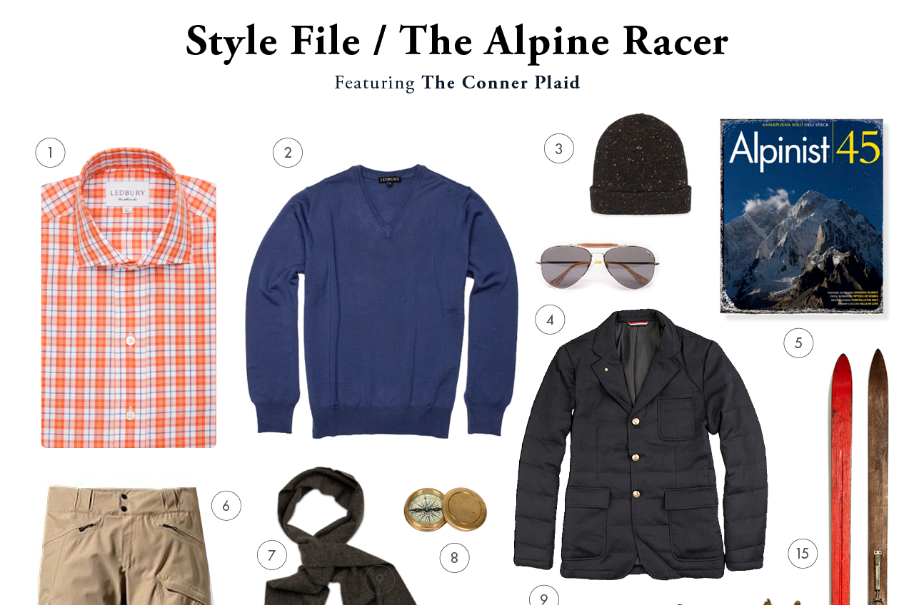 Style File - The Alpine Racer