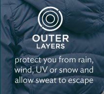 outer layers