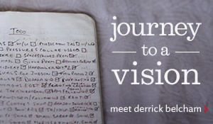 journey to a vision
