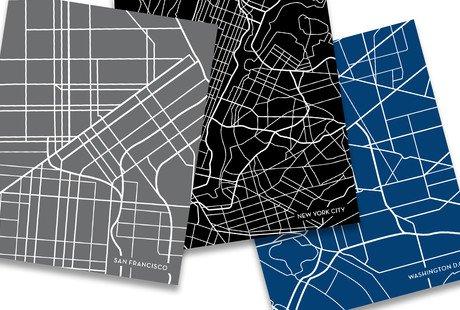 JennaSue Maps