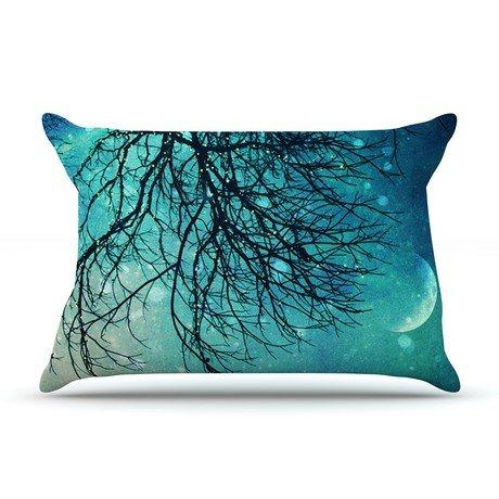 """""""Winter Dreams"""" Fleece Pillow Case"""