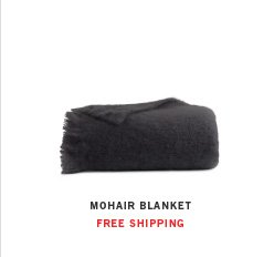 MOHAIR BLANKET FREE SHIPPING