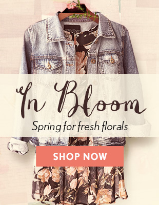 Spring for Fresh Florals