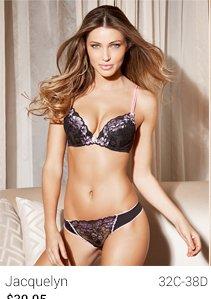 Jacquelyn lingerie set