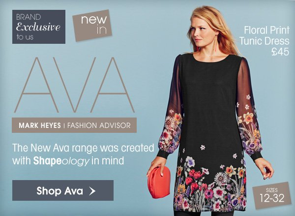 Ava By Mark Heyes - Shop Ava »