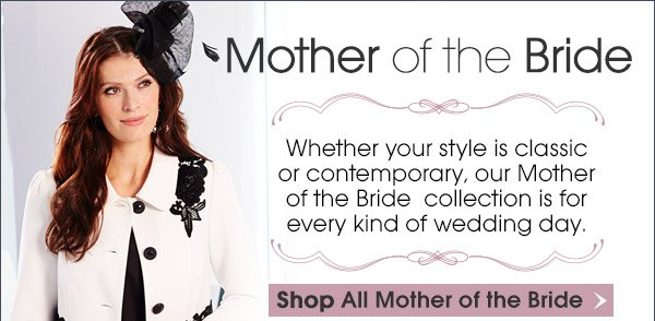 Shop All Mother Of The Bride »