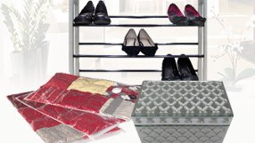 Get Organized: Closet and Clothing