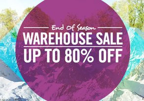 Shop Warehouse Sale: Up to 80% Off