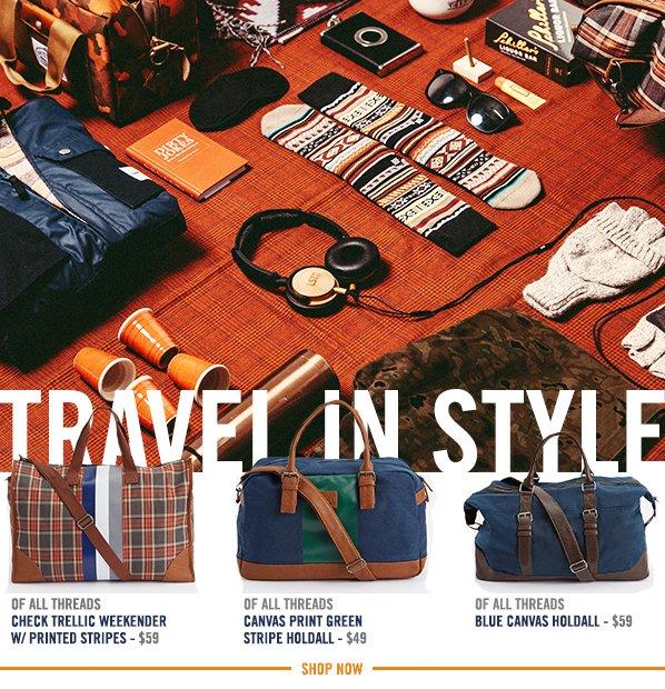 Shop Top 5: Travel Gear for Sun & Ski