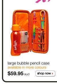 large bubble pencil case - available in more colours - $59.95aud - shop now
