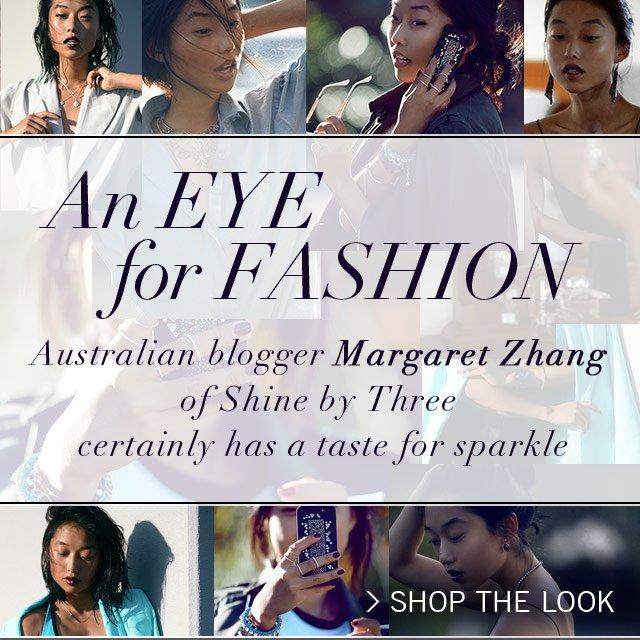 An eye for fashion