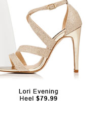 Lori Evening Heel.