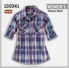 WOMEN'S HURON SHIRT
