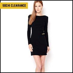 Sochi Dedicated Clearance: Dresses