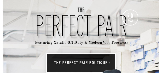 The Perfect Pair - The Perfect Pair Boutique