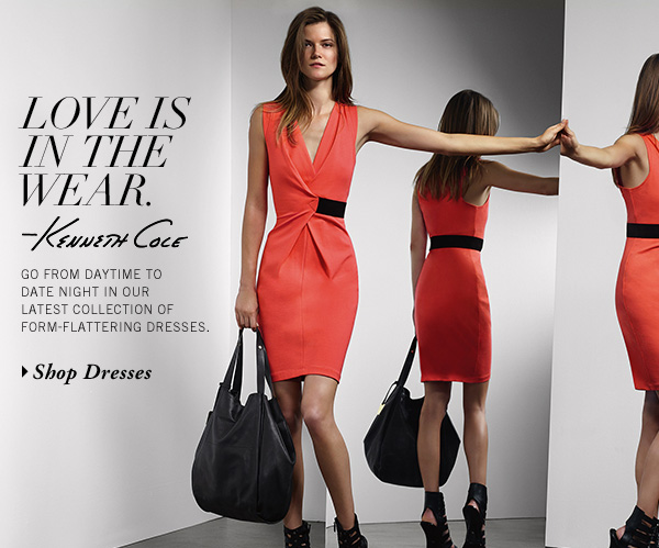 LOVE IS IN THE WEAR › SHOP DRESSES