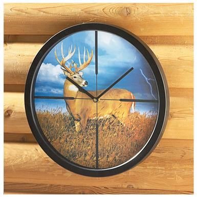 Deer Lightning Atomic Clock