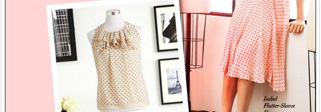 Shop the Eva Mendes Collection!