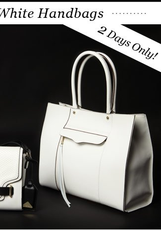 Classic Black & White Handbags | Extra 15% Off* + Free Shipping Over $49 | 2 Days Only! Shop All Black Handbags