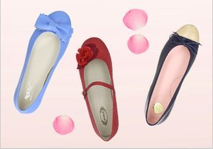 Colorful Flats for Kids