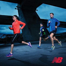 New Balance Women & Men