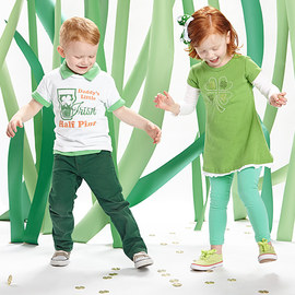St. Patrick's Day: Kids' Apparel