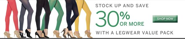 Stock up and save on Silkies Value Packs.