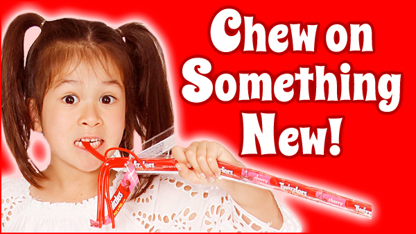 Chew on Something New