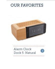 Alarm Dock 5: Natural
