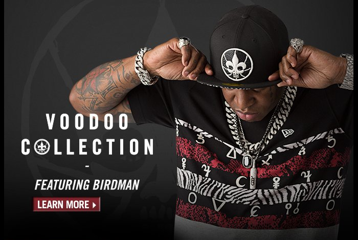 Check Out the 2014 NBA All Star Weekend Inspired Voodoo Collection!