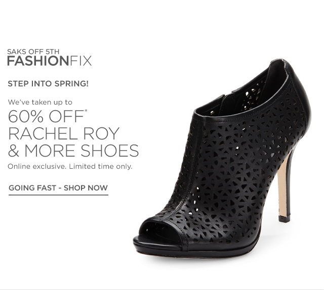 Up to 60% off Rachel Roy & more shoes