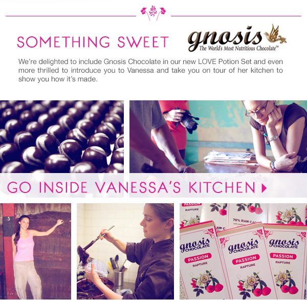 Behind the Scenes at Gnosis Raw Chocolate