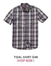 Tidal Shirt $48 - Shop Now
