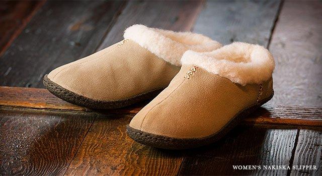 Women's Nakiska Slipper