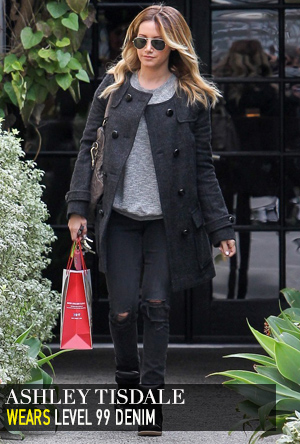 Ashley Tisdale in Level 99.