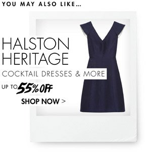 HALSTON HERITAGE UP TO 55% OFF