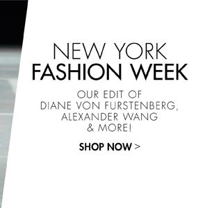 SHOP DIANE VON FURSTENBERG, ALEXANDER WANG AND MORE