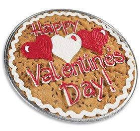 Triple The Love Cookie Cake