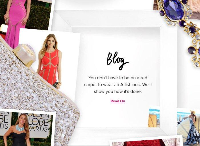 Blog - Read On