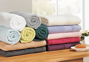 Stock Up on Bath Towels