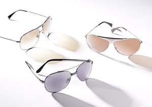 Men's Designer Shades feat. Tom Ford